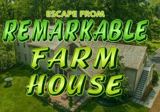 Çiftlik Evinden Kaçış oyunu