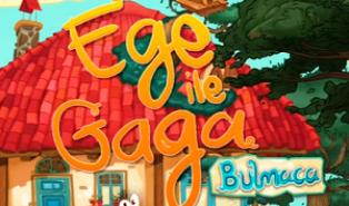 Ege ile Gaga Bulmaca Oyunu