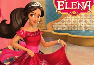 Prenses Elena Spa oyunu