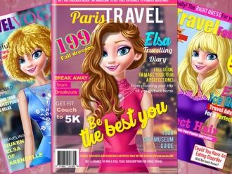 Ellie moda dergisi oyunu