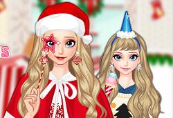 Elsa Yılbaşı Kostümleri