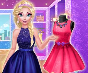 Elsie Dream elbise