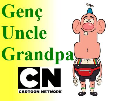 Genç Uncle Grandpa oyunu