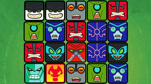Ben 10 Karakterleri oyunu