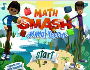Rafadan Tayfa Matematik Yarışı oyunu