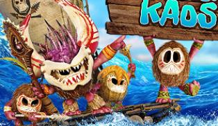 Moana Kakamora Kaos oyunu