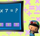 Pepee ile Matematik oyunu