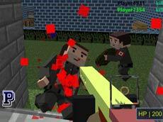 Minecraft Pixel oyunu