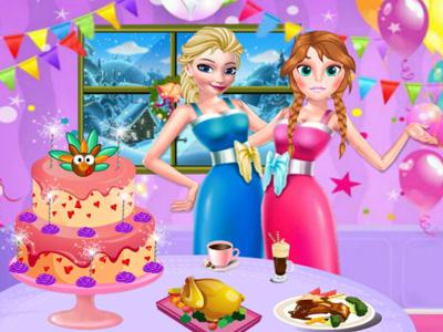Prenses kız özel gün! oyunu
