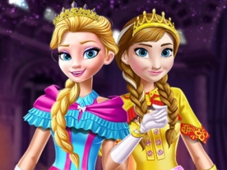 Prenseslerin Tac Giyme Günü oyunu