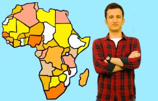 Rüzgar Gülü Afrika