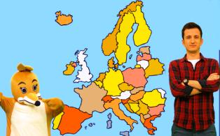 Rüzgar Gülü Ülkeler Avrupa oyunu