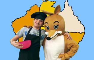 Rüzgar Gülü Ülkeler Avustralya oyunu