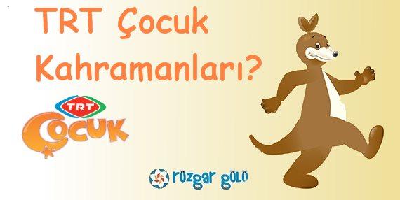 Rüzgar Gülü TRT Çocuk Kahramanları oyunu