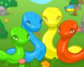 Yılan Labirenti oyunu