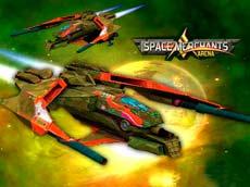 Uzay Arena Savaşı oyunu