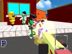 Minecraft Blok Kırma oyunu