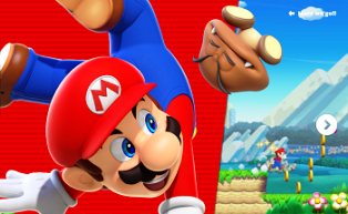 Süper Mario Run Oyunu oyunu