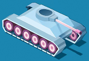 İki Kişilik Tank Oyunu oyunu