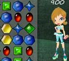 Winx Mücevher Bulmaca oyunu