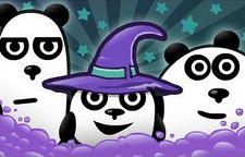 3 Panda Fantazi