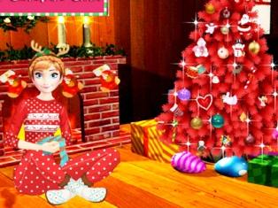 Anna Yeni Yıl Şarkısı oyunu