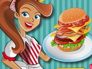 Burger Zamanı oyunu
