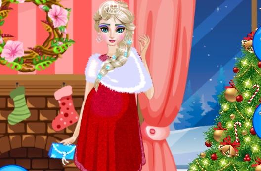 Hamile Elsa oyunu