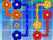 Çiçek Bulmaca oyunu