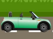 Çılgın Araba oyunu