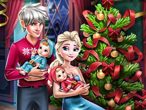 Elsa Aile Noeli oyunu