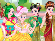 Elsanın Moda Turu oyunu