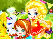 Elsa Piknik oyunu