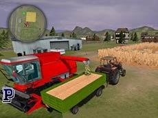 Farming Simulator 3D oyunu