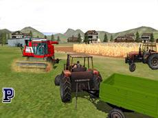 Traktör Simülatör oyunu