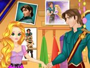 Flynn ile Rapunzel oyunu