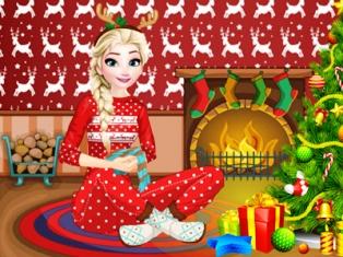 Elsa Yılbaşı Gecesi oyunu