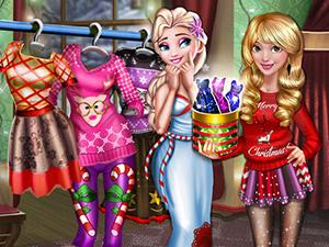 Elsa Sürpriz Kıyafetler