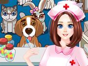 Hayvan Hastanesi oyunu