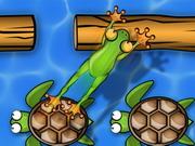 Jumper Kurbağa oyunu