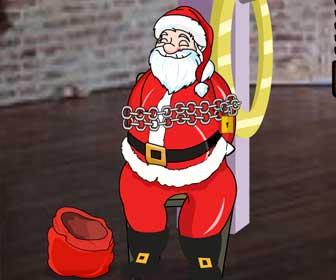 Noel Hediyelerini Kurtar oyunu