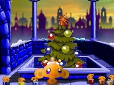Mutlu Et Maymunu Yılbaşı oyunu