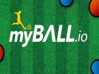Myball io oyunu