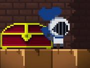 Piksel Kale Koşucu oyunu