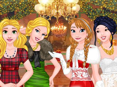 Prenses Büyük Noel Top