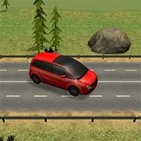 Trafik Yol oyunu