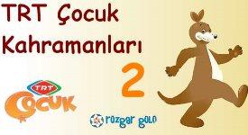 Rüzgar Gülü TRT Çocuk Kahramanları 2 oyunu