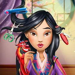 Savaşçı Prenses Mulan