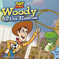Woody Kurtarma oyunu