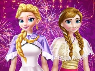 Yeni Yıl Arifesi Parti